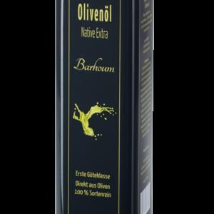 Barhoum Food - Natives Olivenöl 2 Liter Kanister