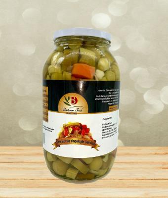 Barhoum eingelegtes Gemüse 1,8kg