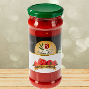 Barhoum rote Paprika mild 370g